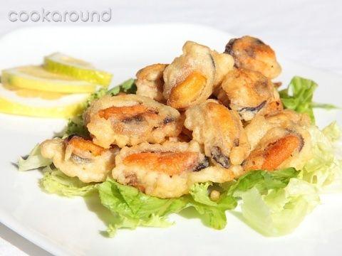 Frittelle di cozze: Ricetta Tipica Campania | Cookaround