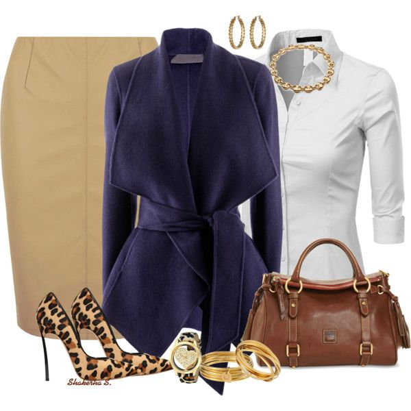 """The Blue Coat"" by shakerhaallen on Polyvore"