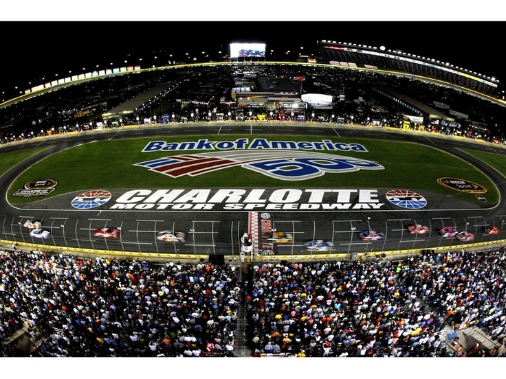 Charlotte nc charlotte motor speedway where i 39 ve been for Charlotte motor speedway nascar experience
