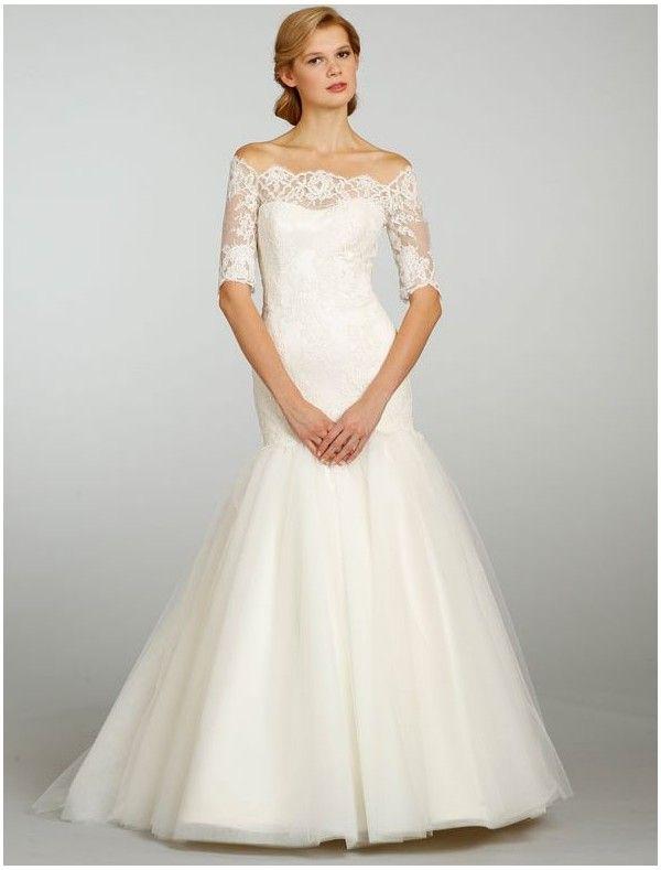 122 besten Wedding Dresses Bilder auf Pinterest   Hochzeitskleider ...