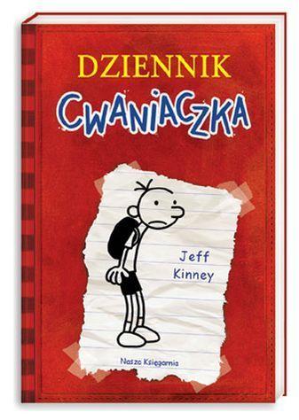 Książki dla młodzieży i nie tylko...: Dziennik Cwaniaczka Jeff Kinney
