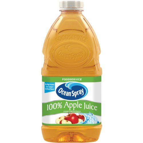 Ocean Spray Apple Juice, 60-Ounce Bottles (Pack of 8) -- You can find more details by visiting the image link.