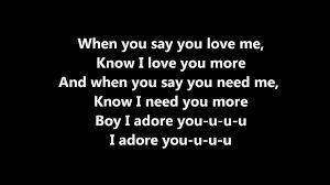 Miley Cyrus  Adore You Lyrics  Genius Lyrics