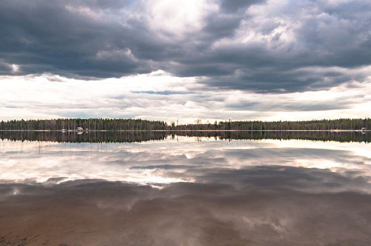 Mirror of clouds by Graziella Serra Art & Photo on 500px