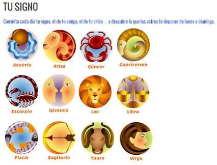 ¿Qué te depara tu #horóscopo? No esperes más y ¡ficha #TuSigno! bit.ly/TuSigno #Zodíaco