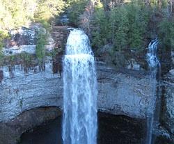 Fall Creek Falls, TN --