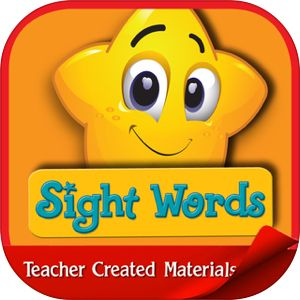 Sight Words: Kids Learn by Teacher Created Materials