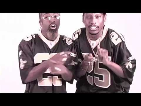 """YING YANG TWINS """"HALFTIME"""" (NEW ORLEANS SAINTS THEME SONG!)"""