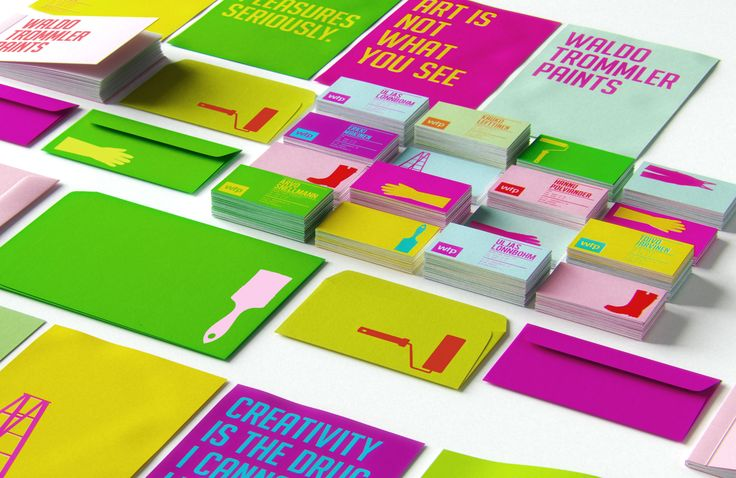 Waldo Trommler PaintsThe brightest brand of paintsObjectiveIn 2011 Reynolds and Reyner has finished two huge projects redesigning international brands of paints. After that they were asked to develop a new visual identity for a small Finnish company w…
