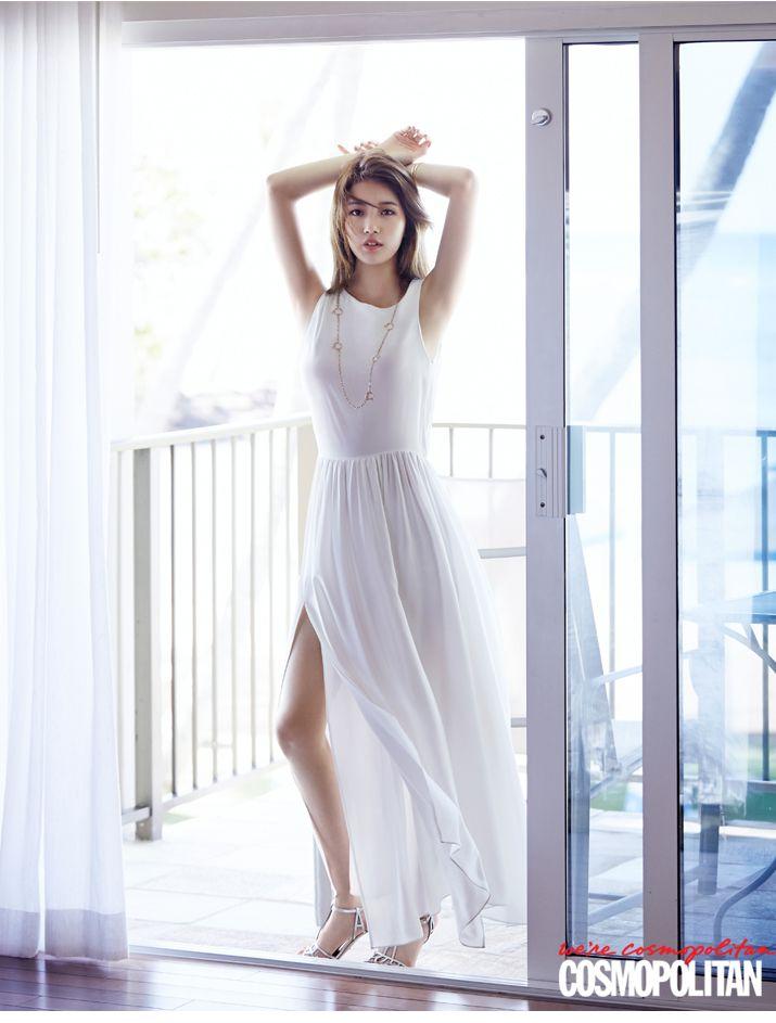 하와이로 떠난 첫 사랑의 아이콘, 수지 | 코스모폴리탄 (Cosmopolitan Korea)