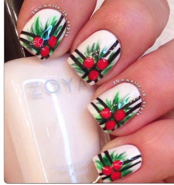 Mistletoe!