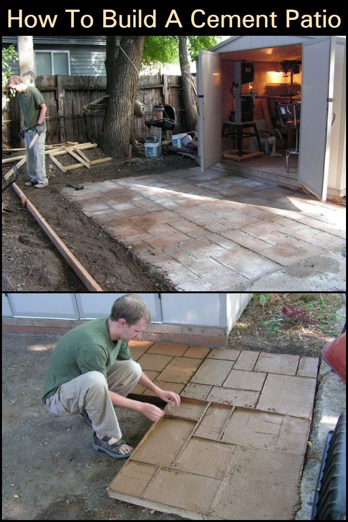 Do It Yourself Cement Patio Patio Cement Patio Cement Steps
