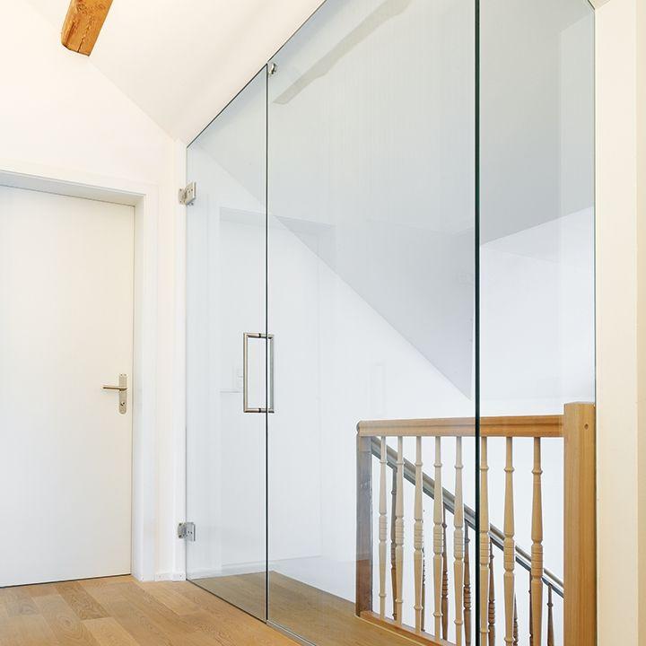 Glasturen Glastur Glastur Wohnzimmer Altbau Treppenhaus