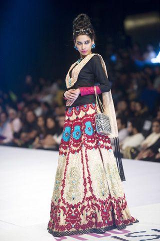 #AliXeeshan Collection at PFDC Sunsilk Fashion Week 2014 Day 1 #PFDC #PFDClahore #PFDCfashionweek2014