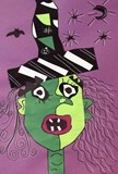 If Picasso Made Witches #Artsonia #StTheodoreCatholicSchool