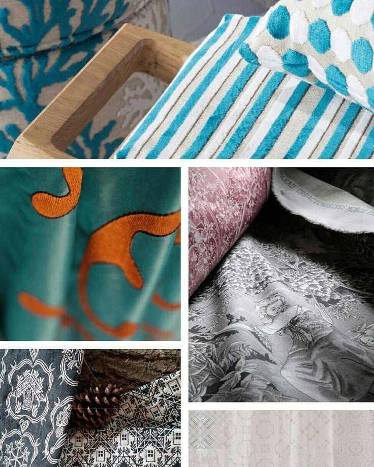 I tessuti hanno un ruolo fondamentale nella decorazione d'interni: come gli abiti che indossiamo, caratterizzano lo stile di una casa, rivelando la personalità di chi ci abita. Materiali, colori, trame, lavorazioni concorrono a regalare un'esperienza sensoriale completa, visiva e tattile allo stesso tempo.