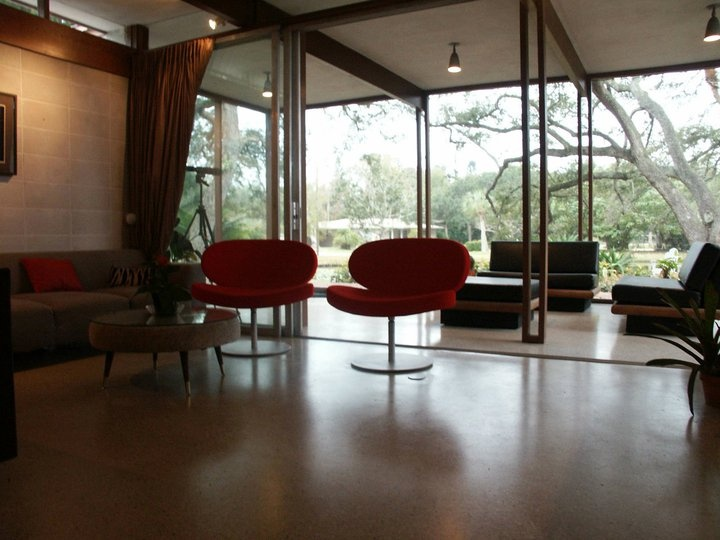 Perfect Mid Century Modern: Andrews House. Office Of Ralph Twitchell