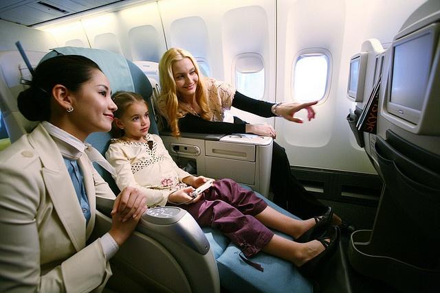 Prestige Class Korean air, Business class, Class