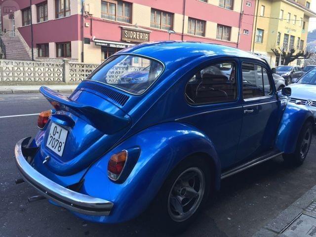 MIL ANUNCIOS.COM - Volkswagen escarabajo. Venta de coches de segunda mano volkswagen escarabajo - Vehículos de ocasión volkswagen escarabajo de todas las marcas: BMW, Mercedes, Audi,...