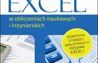 Chcesz przeczytać coś ciekawego? Ebook Excel w obliczeniach naukowych i inżynierskich. Wydanie II #MSOffice