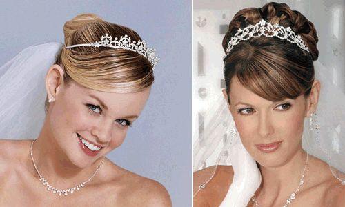 Аксессуары для свадебной прически невесты - свадьба в Ростове