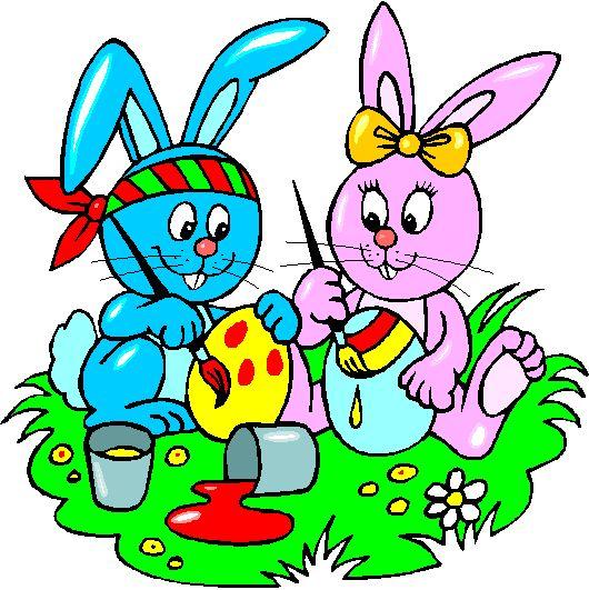 Blumen knospen und Vögel singen.  Mag Ostern Dir den Frühling bringen.