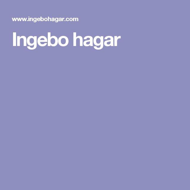 Ingebo hagar