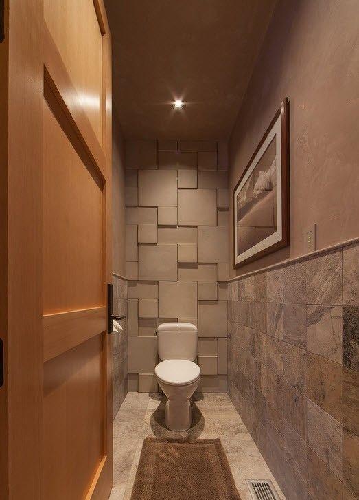 декоративная штукатурка в интерьере маленького туалета: 17 тыс изображений найдено в Яндекс.Картинках