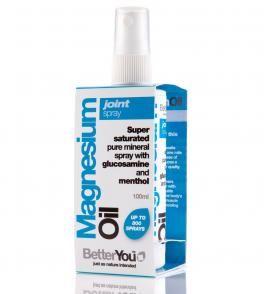 Olejek magnezowy Joint Spray (na stawy) BetterYou 100 ml