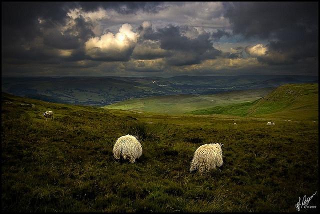 Higger Tor, The Peak District, Derbyshire