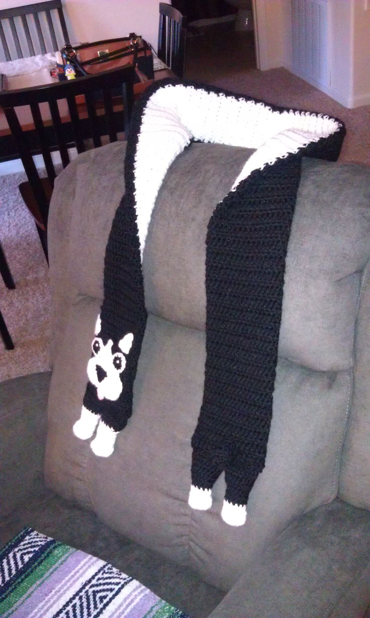 17 Best images about Boston terrier crochet patterns on ...