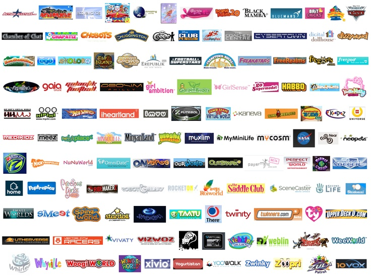Verschillende Logo's Logo's
