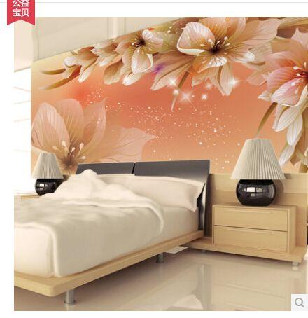 Тв фон обои спальня гостиная Европейском стиле настенные обои моды деревенский трехмерной 3d обои современный