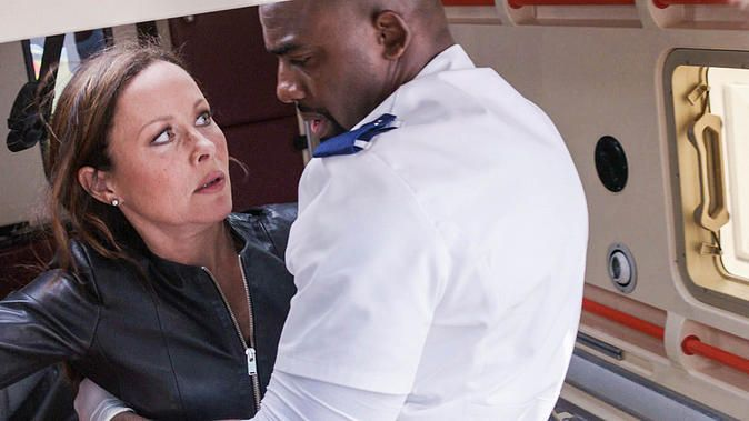 Casualty Spoiler: 'Maybe This Year'