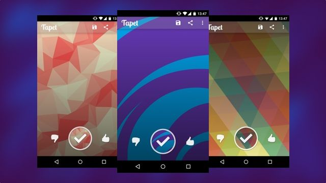 Great new material design wallpaper app for Android. #android #materialdesign #wallpapers