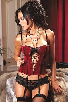 Feel sexy this Valentine's Day in velvet. Vavavavoom