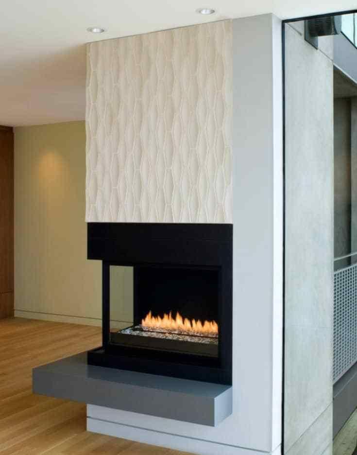 Modern Corner Gas Fireplace Ideas Modern Fireplace Fireplace