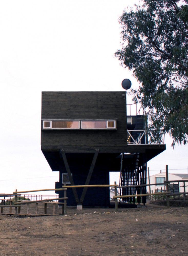 Casa Cerro Tacna / dRN Arquitectos, Maitencillo, V Región, Chile