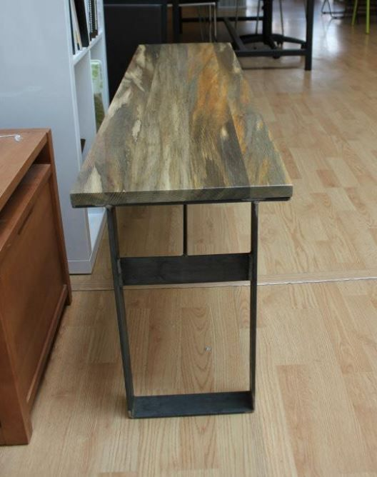 Contemporary Beetle Kill Pine Bench Seat Supplied By Sustainable Lumber Co Decor Ideas Furniture Projects Table
