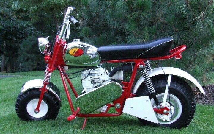 Herter S Minibike Hooked On Minibikes Mini Bike