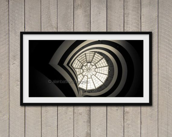 Fotografia di New York Guggenheim Museum stampa di ArchiPhoto, €24.00