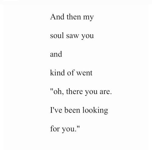 Happy 8 months to my lovely boyfriend. This quote kind of explains it all. This is exactly how it happened. Just one day I stumbled upon this boy. And I fell in love with him. And I'm never going to stop loving him. No one can ever make me
