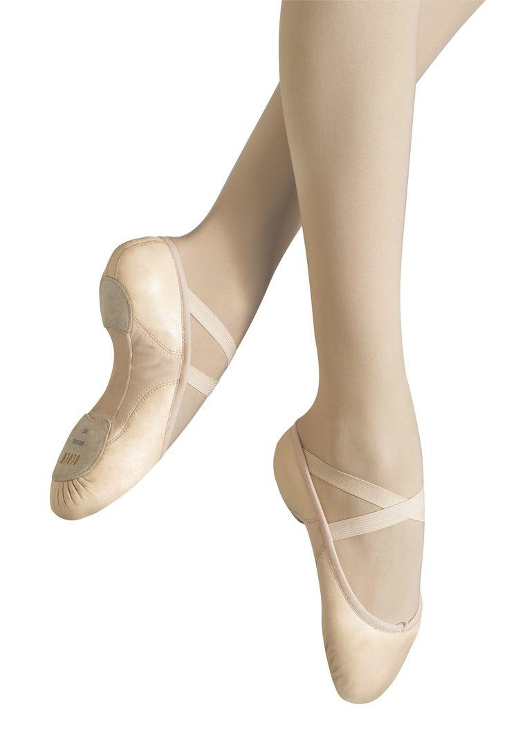 Bloch  Proflex Leather Ballet Shoes