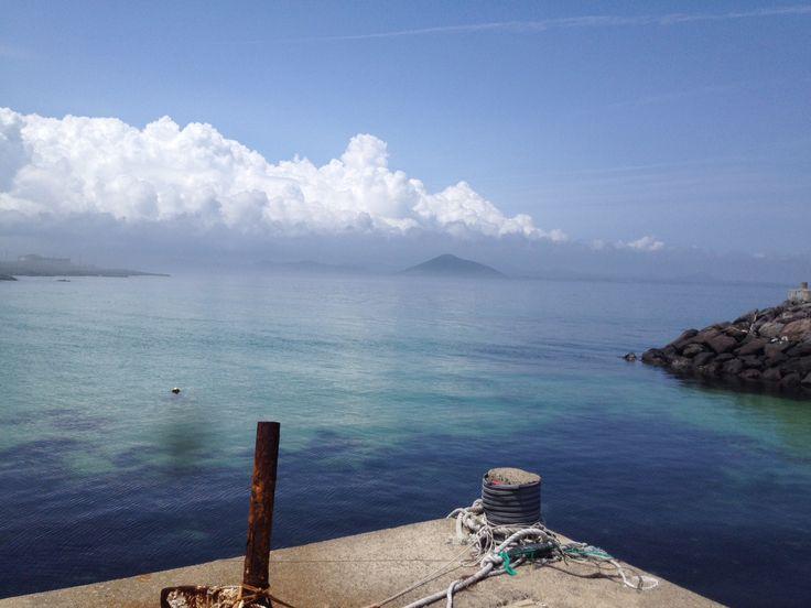 Udo. Near Jeju island.