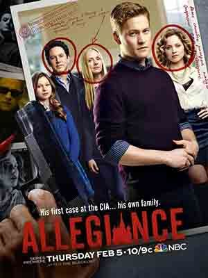 A rookie CIA analyst doesn't know that members of his family are part of a Russian sleeper cell. Starring Hope Davis, Scott Cohen, Gavin Stenhouse, Margarita Levieva, Morgan Spector, Alexandra Peters,