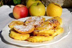 Des beignets aux pommes sans friture à réaliser en quelques minutes. Habituellement j'ai horreur des beignets car c'est vraiment très gras, je n'en fais donc jamais à la maison. Mais ceux-ci sont parfaits pour pour un goûter rapide ou un brunch, peu gras...