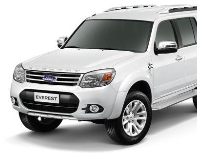 Bán xe Ford Everest , đời 2010, màu Xám, giá 560 triệu