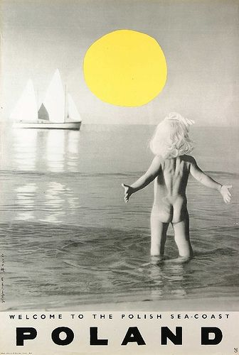 Poland. Welcome to the polish sea-coast    authors: Zbigniew Kaja, Grażyna Wyszomirska, 1964