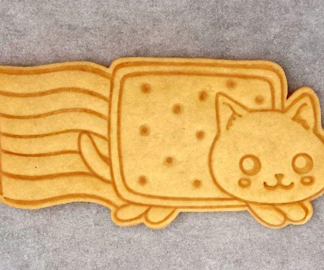 это печенье кошечка рецепт с фото образом
