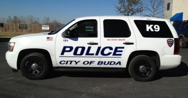Truck City Ford Buda Texas >> City of Buda Police Dept. K-9 Unit with all REFLECTIVE decals professionally done at Austin ...